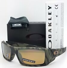 NEW Oakley Gascan sunglasses Olive Camo Prizm Tungsten Polarized 9014-51 GENUINE