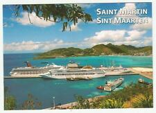 ms Carnival Destiny,Oceana, Black Watch ..cruise ships...p.c....ST. MARTEN