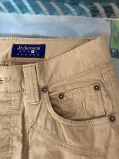 Magnifici Pantaloni Jeckerson Beige misura 31 (45) uomo (jeans)