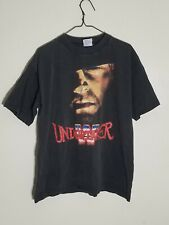 WWE WWF The Undertaker 1993 T-shirt Size XL Vintage Used