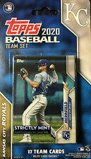 Kansas City Royals 2020 Topps Factory Sealed Team Set Salvador Perez Merrifield