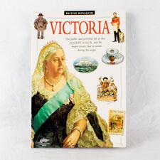 British Monarchs - Reina Victoria - Libro En Rústica