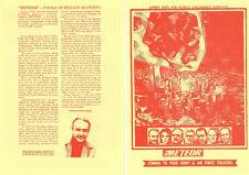 METEOR(1979)SEAN CONNERY LOT OF 20 ORIGINAL HERALDS