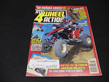 ATV 4 Wheel Action : Banshee TRX300EX KTM620 Mojave 250 98 Suzukis airtime tips