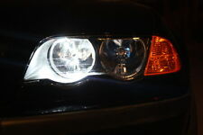 BMW E36 E46 E39 X5 Xenon White LED Side Lights Parking Light Bulbs Error Free