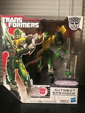 TRANSFORMERS GENERATIONS VOYAGER CLASS AUTOBOT SPRINGER