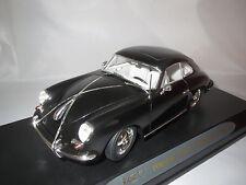 "Ricko  Porsche  356B  (Customized)   ""1960""  (schwarz)  1:18  OVP  !!"