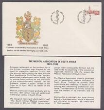 RSA # 576 on Medical Association Centenary of South Africa Cover - I Combine S/H