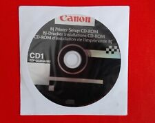 Canon BJC 2100 Software Pack Drivers - Printer Setup - Reference Guide - Font