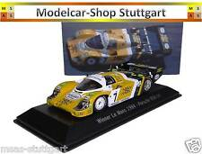 Museum: Porsche 956 LH - 24 H Winner Le Mans 1984 - Spark 1:43 map02028413 - NEW