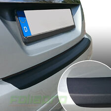 LADEKANTENSCHUTZ Schutzfolie für VW TOURAN (Typ 1T+GP+GP2) - 160µm schwarz matt
