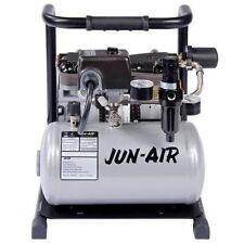 Flüsterleiser, öl-freier Kolbenkompressor JUN AIR 87R-4B Liefermenge 28 l/min