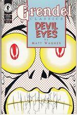 Grendel Devil Eyes 2 : Matt Wagner