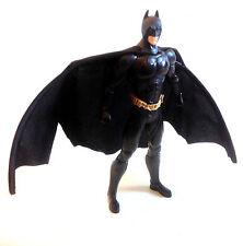 """DC COMICS BATMAN BIG 12"""" """"Tall giocattolo figura con ALIANTE Cape azione molto cool!"""