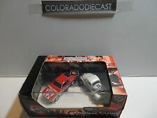 Hot Wheels 100% American Racing Equipped 2 Car Boxed Set