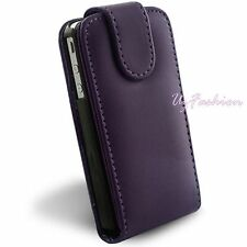 FLIP CASE POUCH COVER FOR SAMSUNG GT-I5500 GALAXY 5 MOBILE PHONE