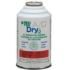 RED TEK Dry12 A/C Dehydration Treatment (4 oz. can)