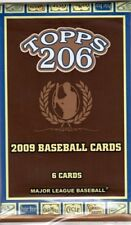 1-2009 TOPPS 206 MLB FRAMED AUTOGRAPH / FRAMED RELIC / FRAMED MINI HOT PACK