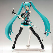Hatsune Miku 1/8 Scale Action Figure Joint Movable Figurine PVC Manga Doll Gifts