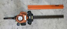 "STIHL HS45 Commercial 24"" Gas Hedge Trimmer - EASY START - Runs Great - NEW Carb"