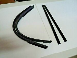 1940 to 1948 Plymouth front vent window rubber