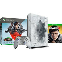 Xbox One X 1TB Gears 5 Limited Edition Bundle - Xbox One X Console And Controlle