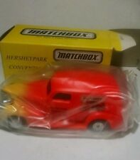 Matchbox Superfast 1995 Hershey Convention Chevy Sedan