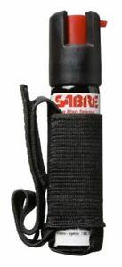 SABRE Dog Spray - Maximum Strength - Adjustable Hand Strap-Black