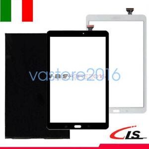 """LCD DISPLAY/TOUCH SCREEN PER SAMSUNG GALAXY Tab E SM T560 T561 9.6""""SCHERMO VETRO"""