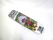 BACON SKATEBOARDS Where The Wild Things Are TIM JOHNSON Skateboard Deck