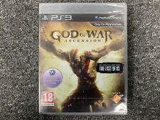 God Of War Ascension - Playstation 3 PS3 Brand New & Sealed UK PAL