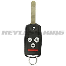 New Replacement Keyless Entry Remote Car Flip Key Fob for Acura TL OUCG8D-439H-A