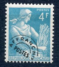 STAMP / TIMBRE FRANCE PREOBLITERE NEUF N° 106 **