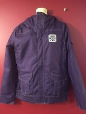 NOMIS Women's Purple Snowboard Purple Manda Jacket - Size Medium - NWT