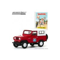 1965 Nissan Patrol,Scale 1:64 by Greenlight Garbage Pail Kids