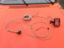 Ford Escort Mk2 Full Fog Light Kit,rs,rally