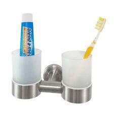Badserie Ambiente - Zahnputzbecher | Zahnputzbecherhalter | Zahnbürstenhalter