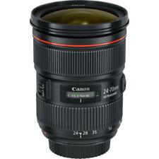 """Obiettivi Canon L"""""""" Lunghezza focale 24-70 mm per fotografia e video"""