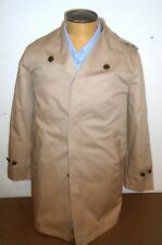 Brooks Brothers Cotton Classic Trench Coat with Removable Liner 40 Reg $399.50