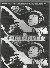 Deadhead Miles MOD DVD - Trucker Adventure - Alan Arkin  -