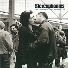 STEREOPHONICS 'PERFORMANCE AND COCKTIALS' 13 TRACK CD