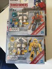 Kreo Transformer Optimus Prime And Bumblebee