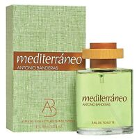 ''Mediterraneo by Antonio Banderas'' EDT Eau De Toilette/Fragrance for Men 50ml