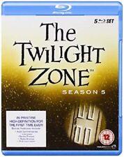 Twilight Zone - Season 5 - Complete   Blu-ray  5-Disc Set    New      Fast  Post