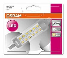 OSRAM LED STAR LINE R7s / LED tube: R7s, 9 W, 75 W replacement BULB