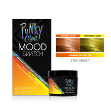 Punky Color Mood Switch Temporary Hair Color - Orance To Yellow #90897