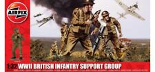 Airfix A04710 WWII British Infantry Support Group 1 32 17 Unpainted OFFER