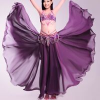 Full Circle Dress Bellydance Dancing Waves Skirt Dress Festival Costume Outfit