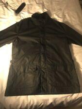 mens barbour wax jacket xxl