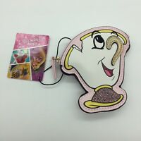 Primark LADIES Disney Beauty And The Beast Chip Cup Coin Purse BNWT